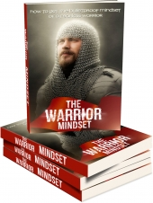 Warrior Mindset eBook with Master Resell Rights