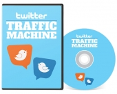 Twitter Traffic Machine Video with Private Label Rights