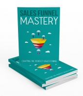 Sales Funnel Mastery eBook with Master Resell Rights