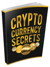 Cryptocurrency Secrets eBook with private label rights