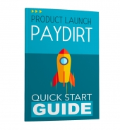 Product Launch Paydirt eBook with private label rights