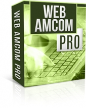 Web Amcom Pro Software with Master Resell Rights
