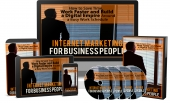 Internet Marketing For Business People Video Upgrade Video with private label rights