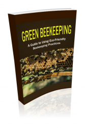 Green BeeKeeping eBook with Private Label Rights