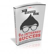 The Newbies Guide To Internet Success eBook with private label rights