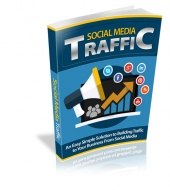 Social Media Traffic Streams eBook with Master Resell Rights
