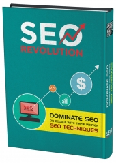 Seo Revolution eBook with private label rights