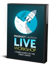 Product Launch Workshop LIVE Video with Private Label Rights