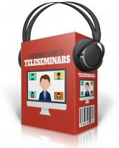 A Beginners Guide To Teleseminars Audio with Master Resell Rights