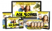 Age Slower Video Upgrade Video with Master Resell Rights