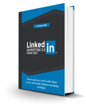Linkedin Marketing 3.0 eBook with Personal Use
