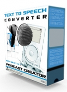 Text To Speech Converter Software with Master Resale Rights