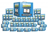 Webinar Jackpot Video Course Video with Master Resale Rights