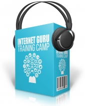 Internet Guru Training Camp Audio with Resale Rights