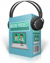 Micro Project Outsourcing Audio with Master Resell Rights