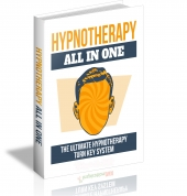 Hypnoteraphy All In One eBook with private label rights