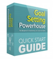 Goal Setting Powerhouse eBook with Master Resell Rights
