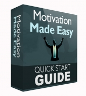 Motivation Made Easy eBook with private label rights