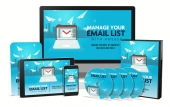 Manage Your Email List With Aweber ADVANCED Video with Master Resell Rights