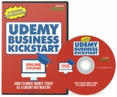Udemy Business Kick Start Video with private label rights