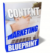 Content Marketing Blueprint eBook with Master Resell Rights
