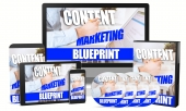 Content Marketing Blueprint Video Upgrade Video with Master Resell Rights