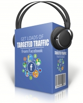 Get Loads Of Targeted Traffic From Facebook Audio with Master Resell Rights