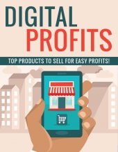 Digital Profits eBook with Private Label Rights