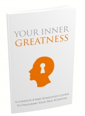 Your Inner Greatness eBook with Master Resell Rights