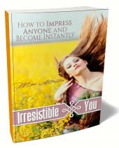Irresistible You eBook with private label rights