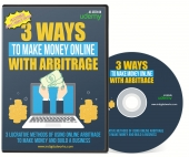 3 Ways To Make Money Online With Arbitrage Video with private label rights