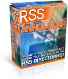 RSS Announcer Software with Private Label Rights