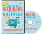 How To Use Webinars For Your Business Video with private label rights