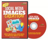 Social Media Images Creation Video with Resale Rights