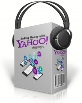 Making Money With Yahoo Answers Audio with Master Resell Rights