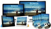 The Power Of Discipline Video Upgrade Video with Master Resell Rights