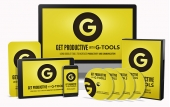 Get Productive With G-tools Video with private label rights
