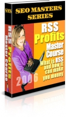 RSS Profits Master Course eBook with Private Label Rights