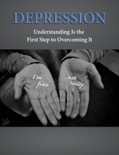Depression 101 eBook with private label rights