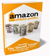 Amazon Affiliate Profits eBook with Master Resell Rights