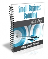 Small Business Branding eBook with private label rights