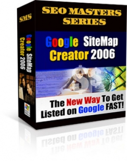 Google Site Map Creator 2006
