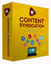 Content Syndication Video with Master Resell Rights