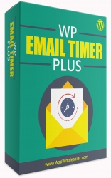 WP Email Timer Plus Software with private label rights