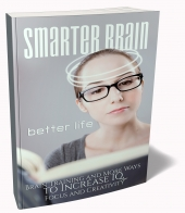 Smarter Brain Better Life eBook with Master Resell Rights