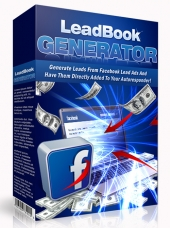 Lead Book Generator Software with private label rights