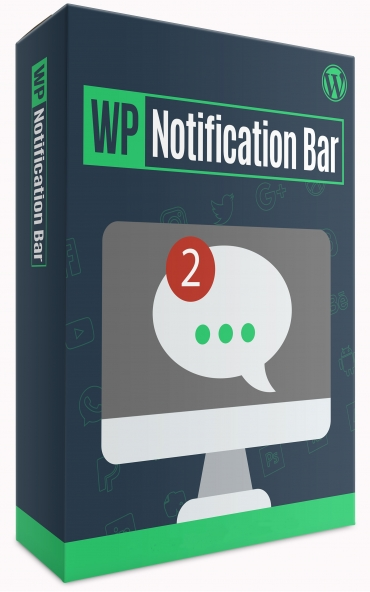 WP Notification Bar