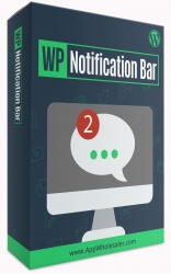 WP Notification Bar Software with Master Resell Rights