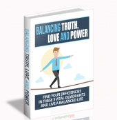 Balancing Truth, Love And Power eBook with private label rights