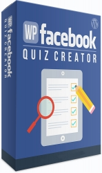 WP Facebook Quiz Creator Software with Master Resell Rights